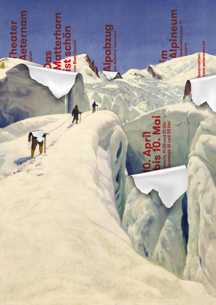 Das Matterhorn ist schön – Alpabzug