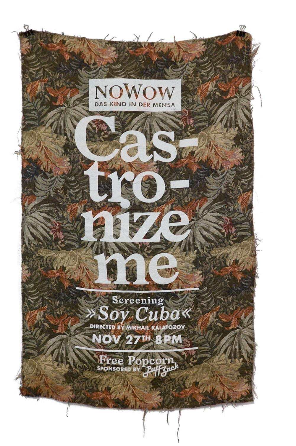 NOWOW – Das Kino in der Mensa