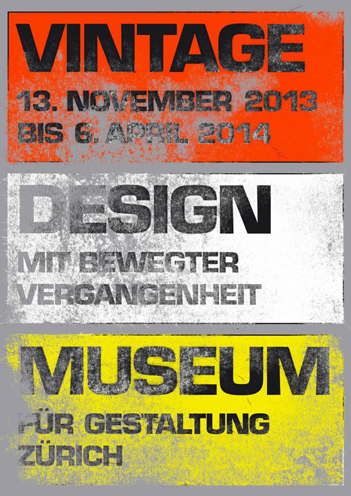 Vintage – Design mit bewegter Vergangenheit