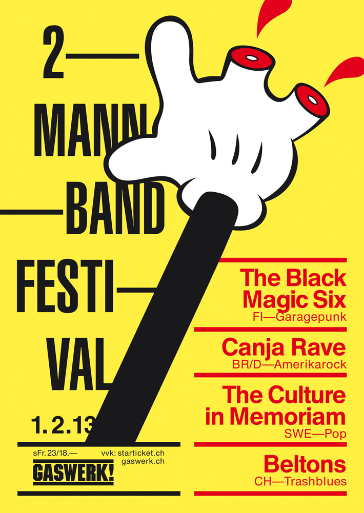 2-Mann-Band-Festival