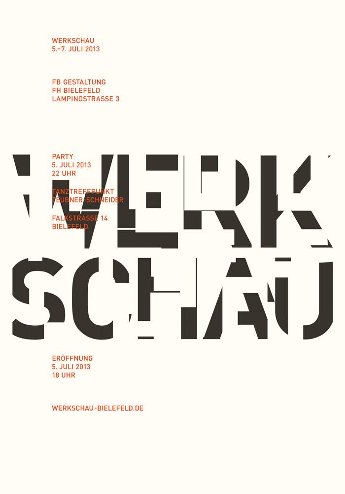 Werkschau 2013
