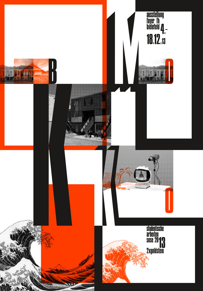 Bielefelder Plakate 2013