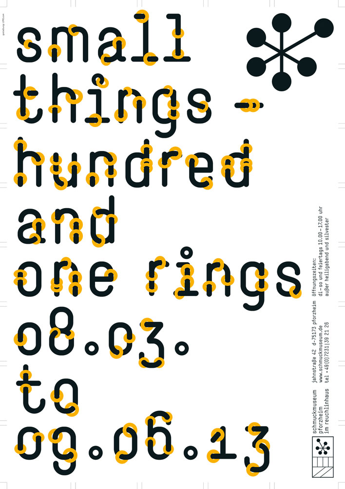 Small Things – Hundred and One Rings
