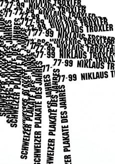 Niklaus Troxler: Prämierte Plakate 1977 - 1999