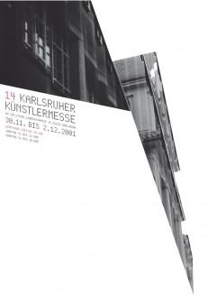 Wettbewerbsbeitrag zur Ausstellung »Karlsruher Künstlermesse«