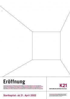 Eröffnung K21 - White Cube