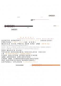 Konzert Toshio Hosokawa