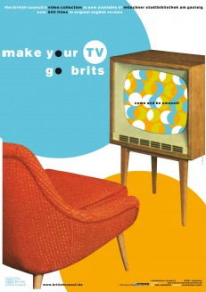 The British Council: Make Your TV Go Brits