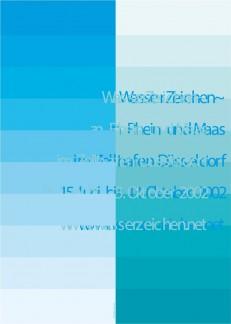 Wasser-Fälle an Rhein und Maas