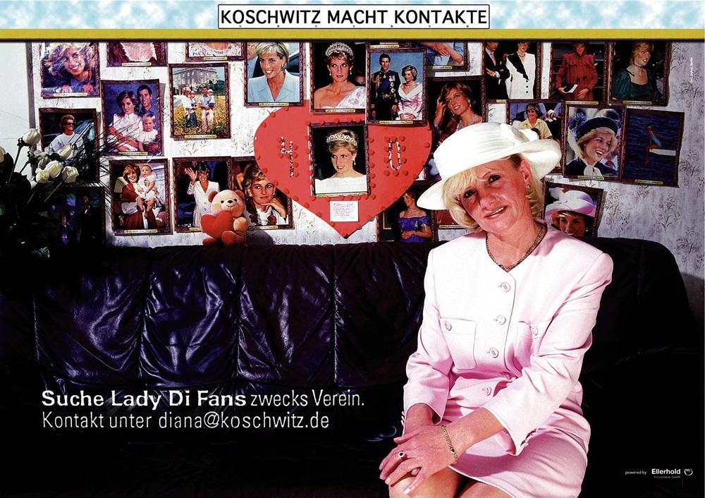 Koschwitz macht Plakate