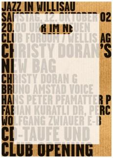 Christy Doran`s New Bag
