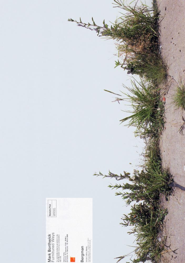 Bergman - Serie von drei Plakaten