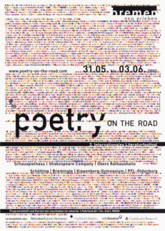 POETRY ON THE ROAD