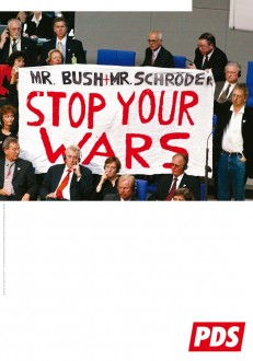 Stop your wars