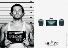 aus der Serie Jailwear since 1898: HAEFTLING Tasche