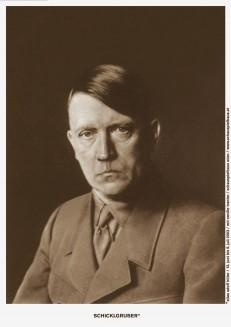 Schicklgruber alias Adolf Hitler
