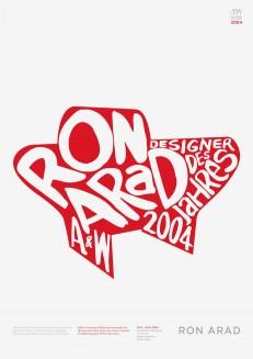 Designer des Jahres: Ron Arad
