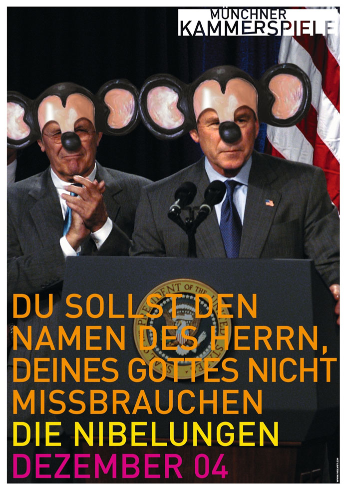 Die zehn Gebote / Die Nibelungen / Kein schöner Land / un ballo in maschera / e la nave va / macbeth / jakob von gunten