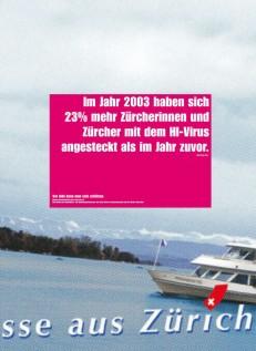 Grüsse aus Zürich