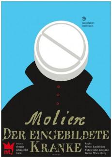 Molière - Der eingebildete Kranke
