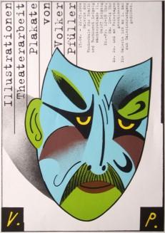 V. P. Illustrationen Theaterarbeit