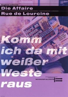 Ibsen - Die Wildente / Hauptmann - Die Weber / Labiche - Die Affäre Rue de Lourcine