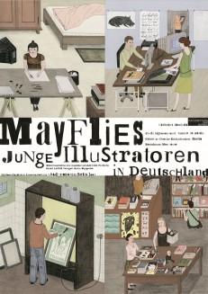Mayflies - Junge Illustratoren in Deutschland