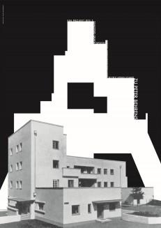 Zeitungsschriften / Interstate / Zu Peter Behrens / Dialog über Schrift und Typografie / Herbert Bayer und das Bauhaus