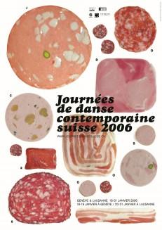 Journées suisse de danse contemporaine 2006