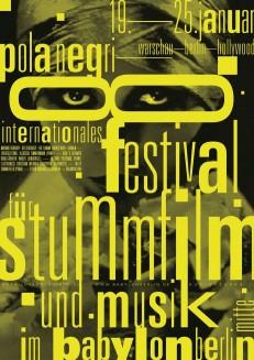 8. Festival für Stummfilm und Musik