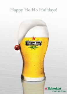 Heinecken X-Mas