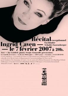 Ingrid Caven / Âmes solitaires