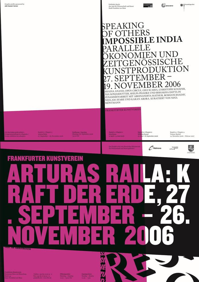 Esra Ersen / Arturas Raila / Tommy Støckel