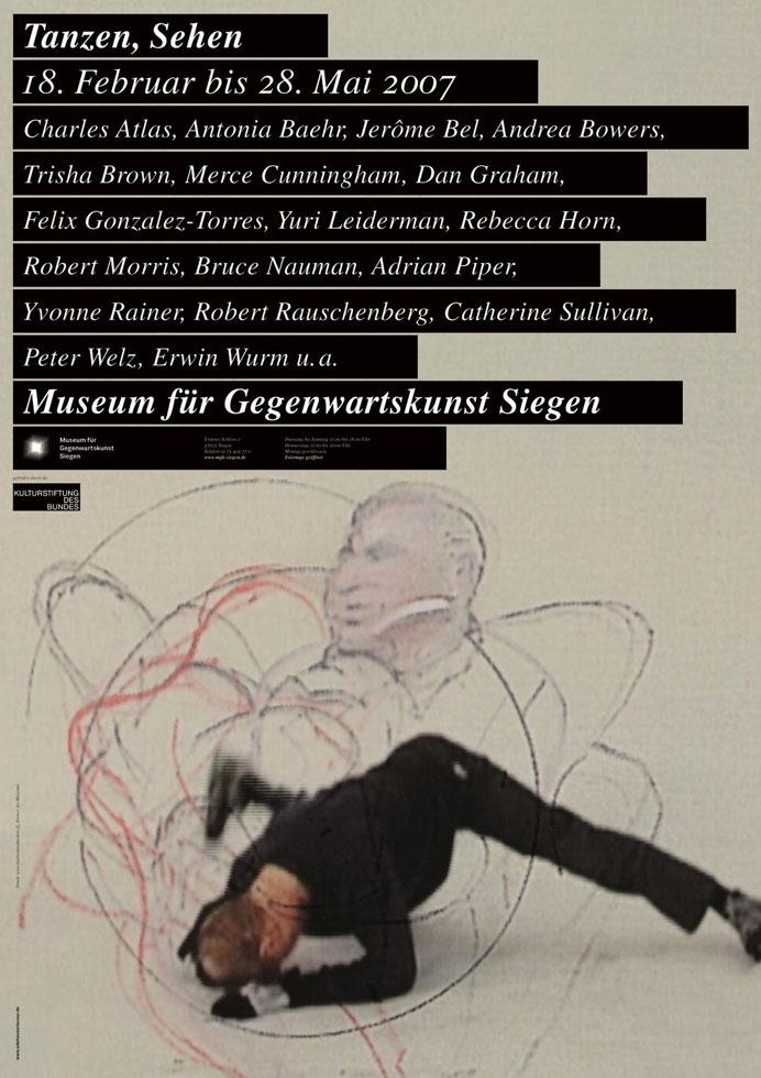 Jochen Lempert / Eske Schlüters / Tanzen, Sehen