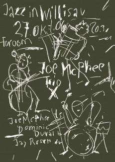 Joe McPhee Trio X