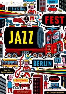Jazzfest Berlin 2006
