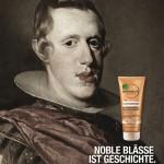 Noble Blässe