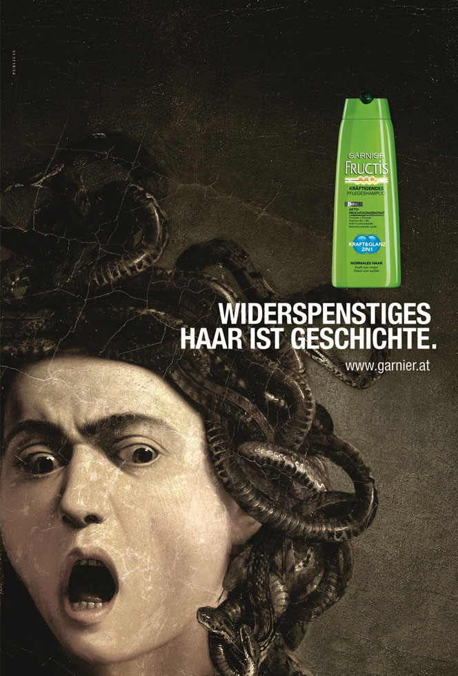 Widerspenstiges Haar