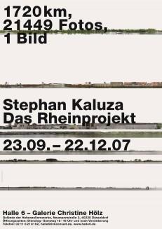 Stephan Kaluza – Das Rheinprojekt