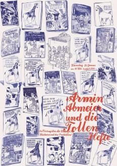 Armin Abmeier und die Tollen Hefte