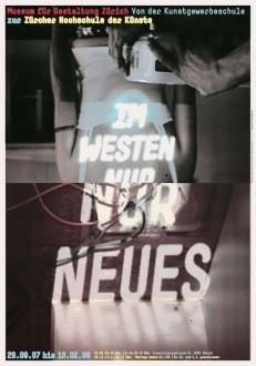 Im Westen nur Neues