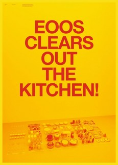 EOOS Cleares out the Kitchen!
