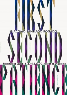 First Second Patience – Giacomo Santiago Rogado