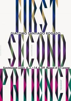 First Second Patience – Giacomo Santiago Rogado