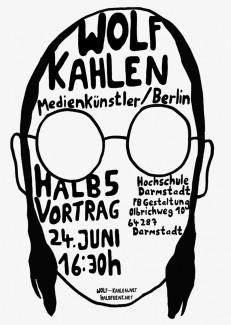 Halb 5 Vortragsreihe – Wolf Kahlen