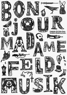 Bonjour Madame Feldmusik