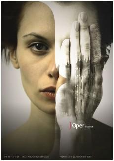 Premierenplakate Oper Frankfurt