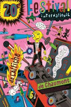 20e Festival International de l'affiche et du graphisme de Chaumont