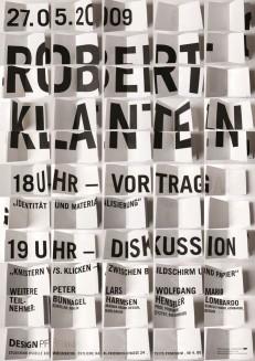 Robert Klanten Vortrag