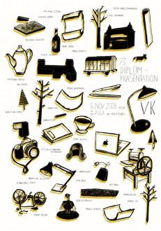 Diplompräsentation Visuelle Kommunikation 2009